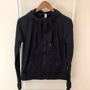 Lululemon Black Full Zip Jacket Size 8